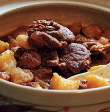 浓香牛肉锅