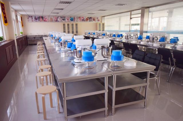 蛋糕培训室